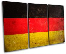 Abstract Germany Maps Flags - 13-1573(00B)-TR32-LO